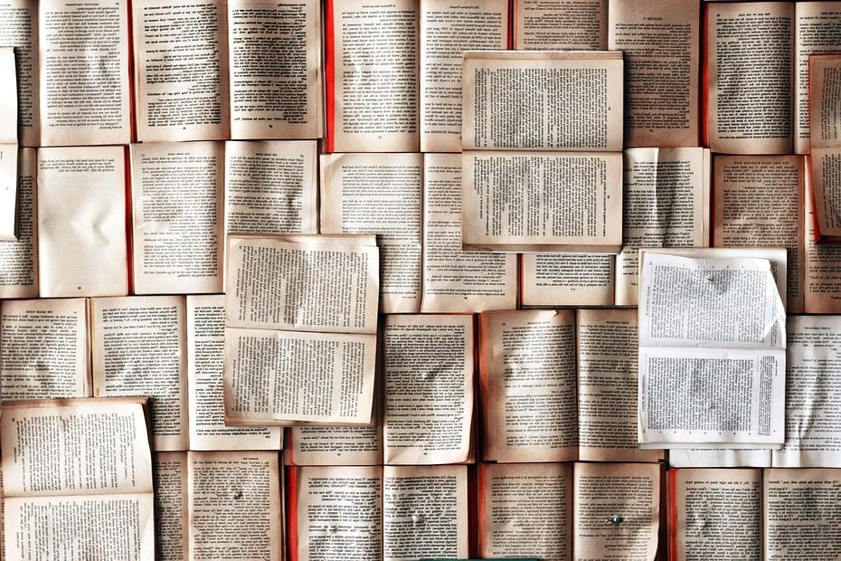 Sfondo libri